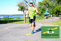 Northeast Tri Runners On Course
